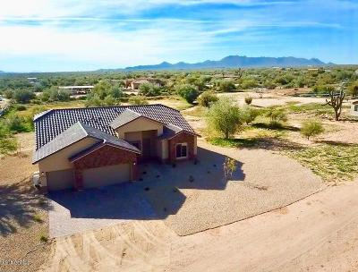 Maricopa County, Pinal County Single Family Home For Sale: 30423 N 162nd Way
