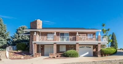 Dewey, Humboldt Single Family Home For Sale: 10700 E Stirrup High Drive W