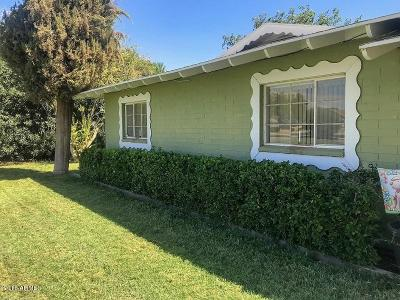 Buckeye Single Family Home For Sale: 601 E Narramore Avenue