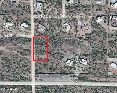 Scottsdale Residential Lots & Land For Sale: 283xx N 141st Street