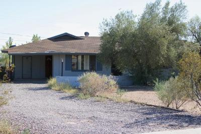 Single Family Home For Sale: 6357 E Boston Street