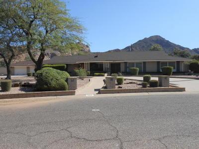 Phoenix Single Family Home For Sale: 4602 E Arcadia Lane E