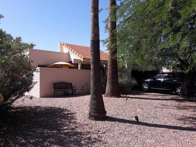 Fountain Hills Condo/Townhouse For Sale: 17031 E Calle Del Sol