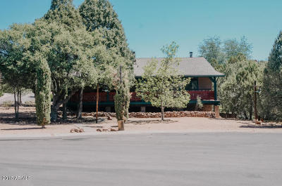 Payson Single Family Home For Sale: 307 S Brassie Drive