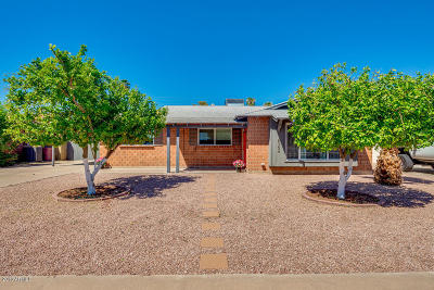 Scottsdale Single Family Home For Sale: 8304 E Indian School Road