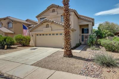 Glendale AZ Single Family Home For Sale: $328,999