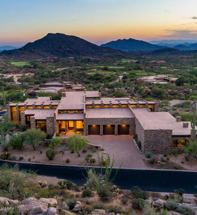 Scottsdale Single Family Home For Sale: 10092 E Boulder Bend Road