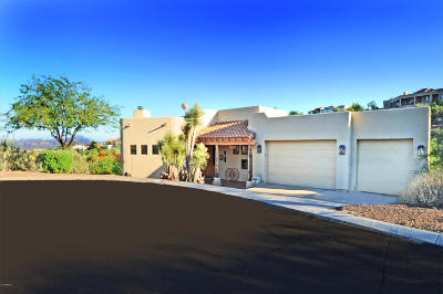 Fountain Hills Single Family Home For Sale: 16404 N Canyon Drive