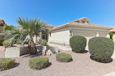 Goodyear AZ Single Family Home For Sale: $579,000