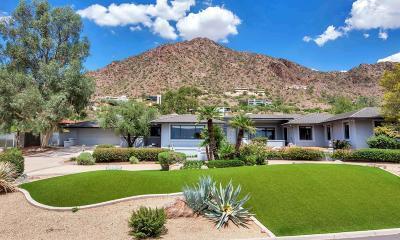 Phoenix Single Family Home For Sale: 5360 E Rockridge Road