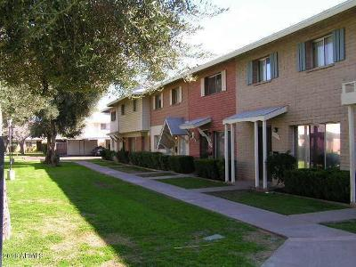 Glendale Condo/Townhouse For Sale: 6507 N 44th Avenue