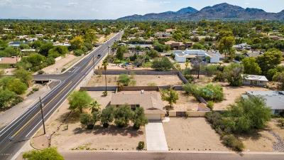 Paradise Valley Single Family Home For Sale: 6345 E Gold Dust Avenue