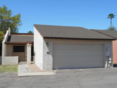 Maricopa County Condo/Townhouse For Sale: 2256 W Lindner Avenue #27