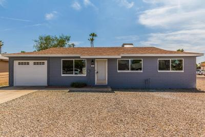 Phoenix Single Family Home For Sale: 2525 W Seldon Lane