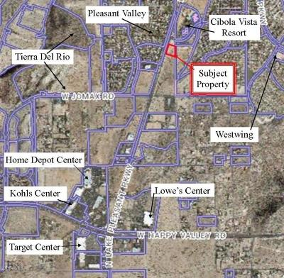 Peoria Residential Lots & Land For Sale: 271 N Lake Pleasant Road