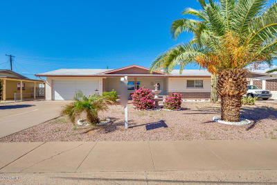 Mesa Single Family Home UCB (Under Contract-Backups): 5498 E Boise Street