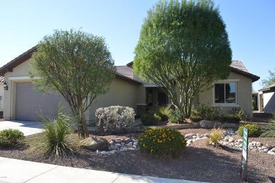 Buckeye Single Family Home For Sale: 26239 W Lone Cactus Drive