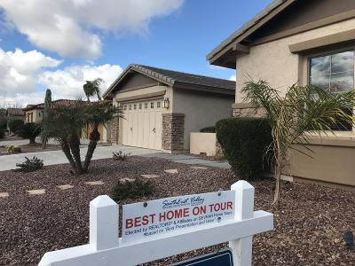 Chandler Single Family Home For Sale: 3830 E Tonto Place
