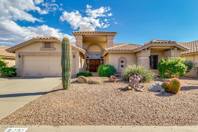 Gold Canyon Single Family Home For Sale: 8401 E Aloe Vera Circle