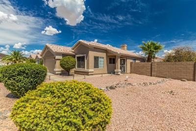 Glendale AZ Single Family Home For Sale: $273,000