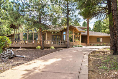 Payson, Pine, Pinedale, Pinetop, Lakeside, Show Low, Strawberry, Flagstaff, Munds Park, Prescott, Prescott Valley, Happy Jack, Sedona Single Family Home For Sale: 2350 Carl Lampland