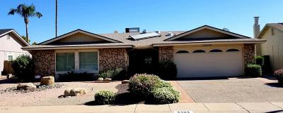Single Family Home For Sale: 4404 E Coconino Street