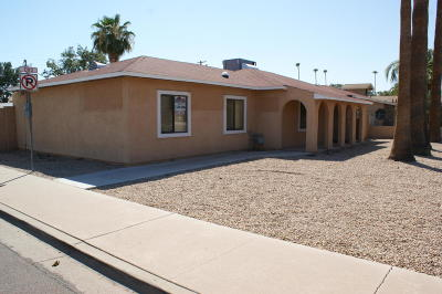 Mesa Commercial For Sale: 1027 E Broadway Road