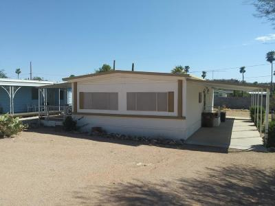 Queen Valley AZ Mobile/Manufactured For Sale: $132,900