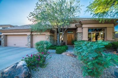 Scottsdale Single Family Home For Sale: 16630 N 109th Street