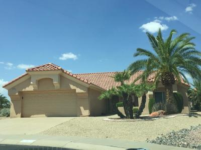 Sun City West Rental For Rent: 16172 W Sentinel Drive