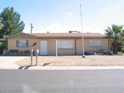 Single Family Home For Sale: 6721 E Boston Street