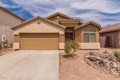 Maricopa Single Family Home For Sale: 45506 W Rainbow Drive