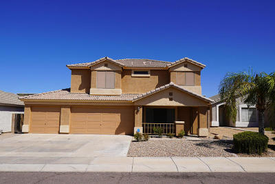 Glendale AZ Single Family Home For Sale: $270,000