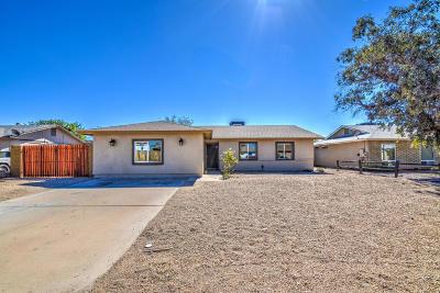 Peoria Single Family Home For Sale: 8801 W Cinnabar Avenue
