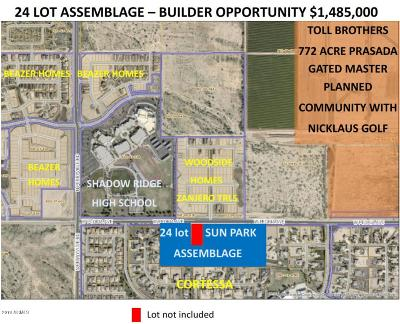 Residential Lots & Land For Sale: 18351 W Peoria Avenue