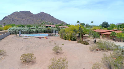 Paradise Valley Residential Lots & Land For Sale: 5112 N Casa Blanca Drive