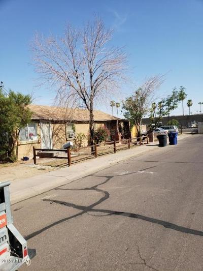 Tempe Multi Family Home For Sale: 1431 Jentilly Lane