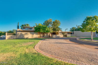 Litchfield Park Single Family Home For Sale: 565 E Campina Drive