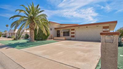 Sun City Single Family Home For Sale: 11113 W Granada Drive