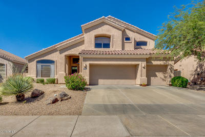 Grayhawk Single Family Home For Sale: 7256 E Wingspan Way