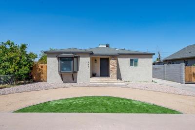 Single Family Home For Sale: 542 W Dana Avenue