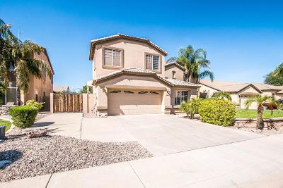 Gilbert Single Family Home For Sale: 3566 E Longhorn Drive