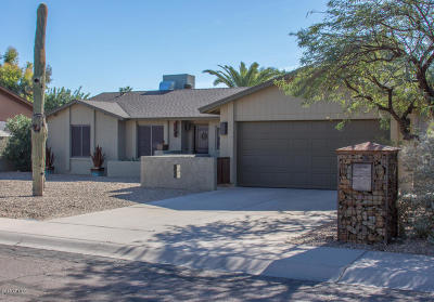 Scottsdale Single Family Home For Sale: 5931 E Spring Road