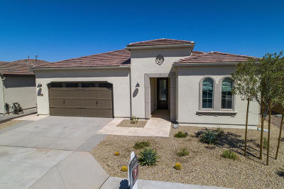 San Tan Valley AZ Single Family Home For Sale: $595,000