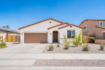Goodyear Single Family Home For Sale: 379 N 158th Drive