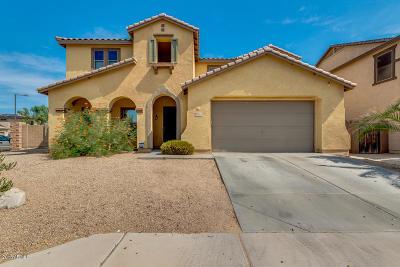 Buckeye Single Family Home For Sale: 25712 W Lynne Lane