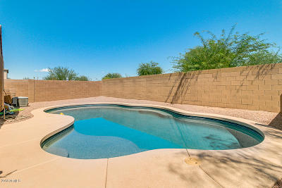 San Tan Valley Single Family Home For Sale: 38775 N Jonathan Street