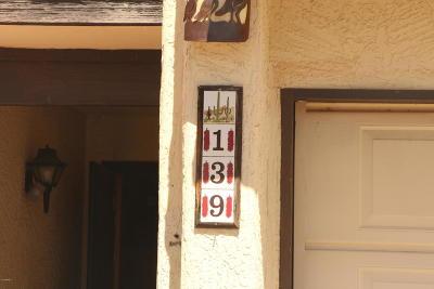 Condo/Townhouse For Sale: 7006 E Jensen Street #139