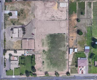 Peoria Residential Lots & Land For Sale: 80xx W Country Gables Drive