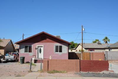Phoenix Single Family Home For Sale: 1634 E Jones Avenue